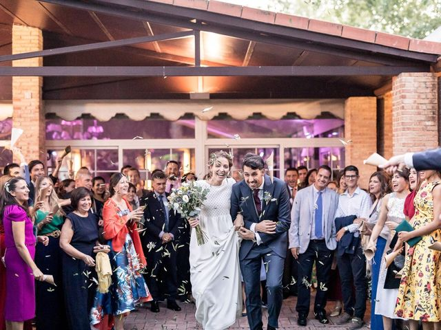 La boda de Oscar y Ana en El Molar, Madrid 30
