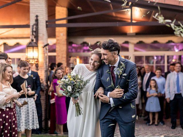 La boda de Oscar y Ana en El Molar, Madrid 31
