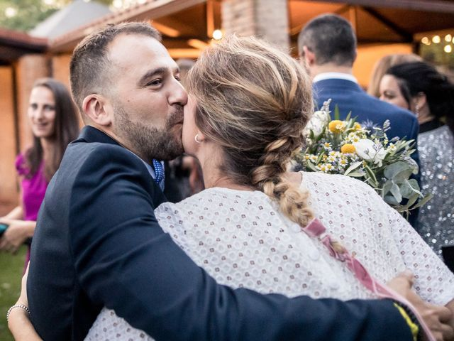 La boda de Oscar y Ana en El Molar, Madrid 35