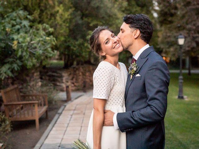 La boda de Oscar y Ana en El Molar, Madrid 36