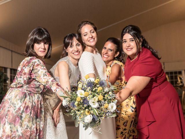 La boda de Oscar y Ana en El Molar, Madrid 40