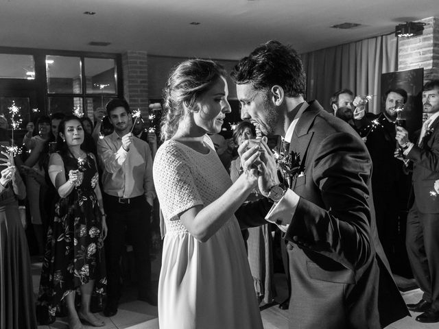 La boda de Oscar y Ana en El Molar, Madrid 46