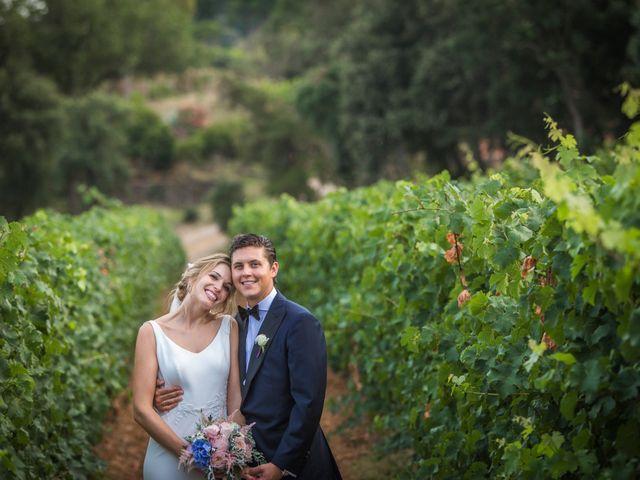 La boda de Lydia y Alberto