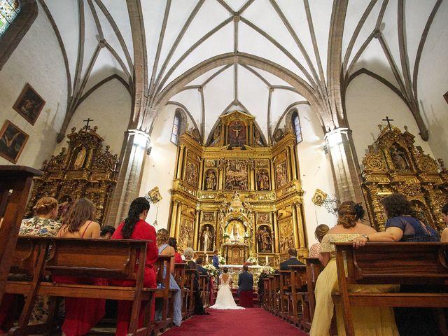 La boda de Ernesto y Nadia en Ponferrada, León 7