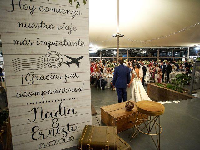La boda de Ernesto y Nadia en Ponferrada, León 23