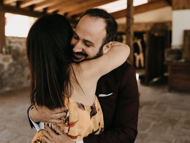 La boda de Jose y Hilda en Rascafria, Madrid 14