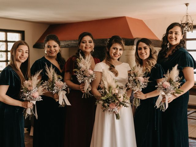 La boda de Jose y Hilda en Rascafria, Madrid 28