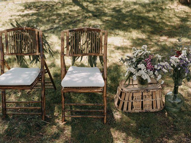 La boda de Jose y Hilda en Rascafria, Madrid 32