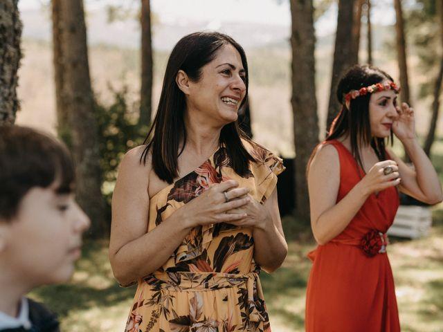 La boda de Jose y Hilda en Rascafria, Madrid 37