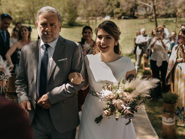 La boda de Jose y Hilda en Rascafria, Madrid 38