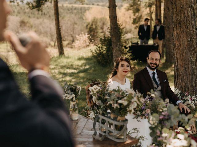 La boda de Jose y Hilda en Rascafria, Madrid 45