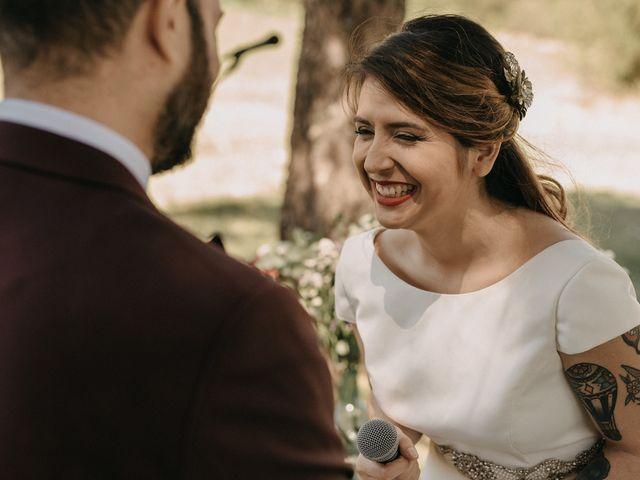 La boda de Jose y Hilda en Rascafria, Madrid 47