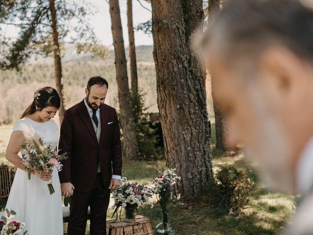 La boda de Jose y Hilda en Rascafria, Madrid 51