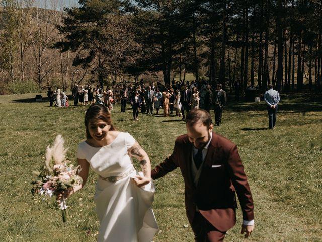 La boda de Jose y Hilda en Rascafria, Madrid 52