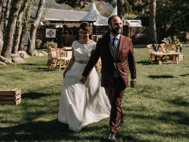 La boda de Jose y Hilda en Rascafria, Madrid 60