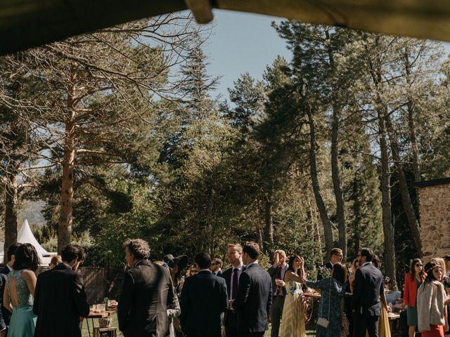 La boda de Jose y Hilda en Rascafria, Madrid 62