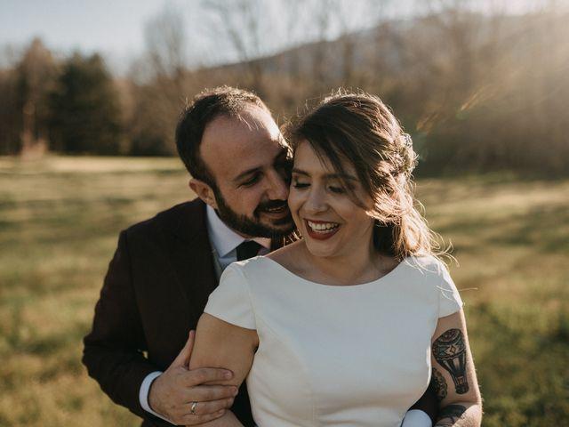 La boda de Jose y Hilda en Rascafria, Madrid 66