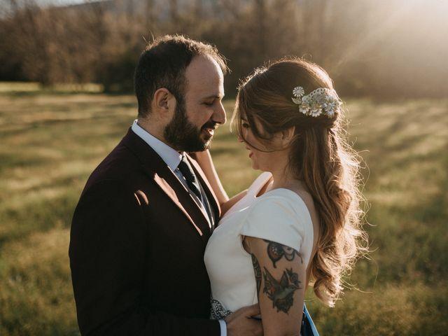 La boda de Hilda y Jose