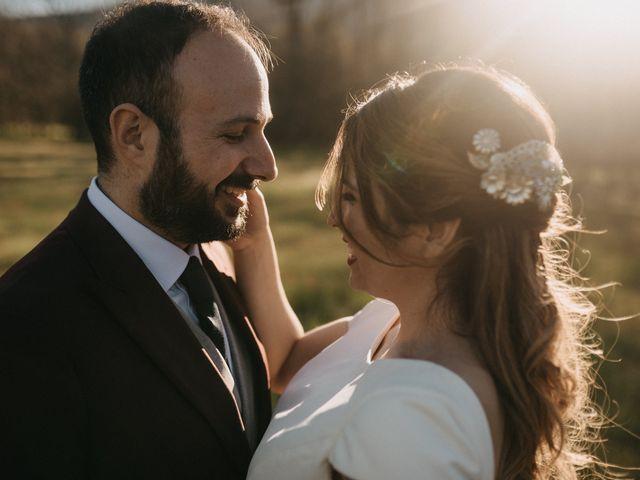 La boda de Jose y Hilda en Rascafria, Madrid 2