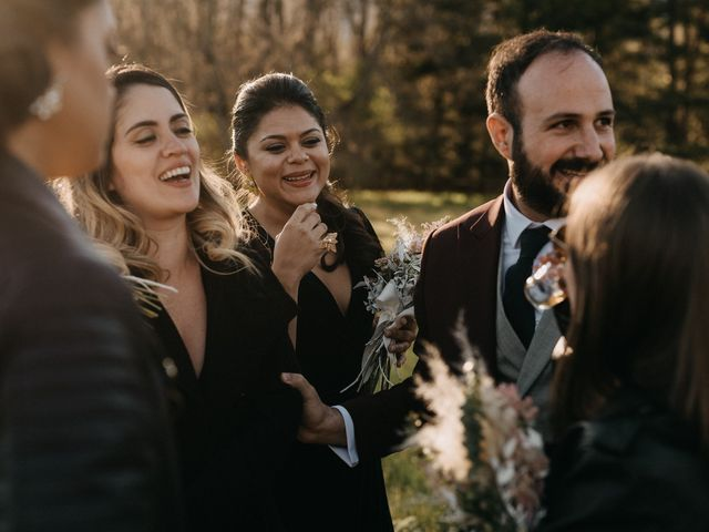 La boda de Jose y Hilda en Rascafria, Madrid 71