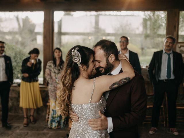 La boda de Jose y Hilda en Rascafria, Madrid 83