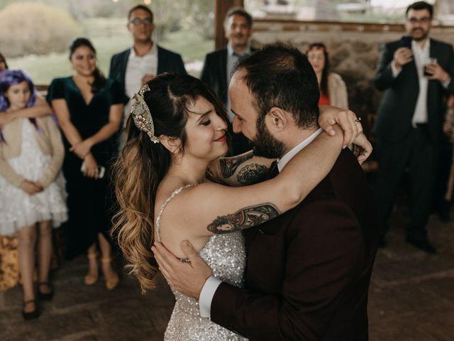 La boda de Jose y Hilda en Rascafria, Madrid 86
