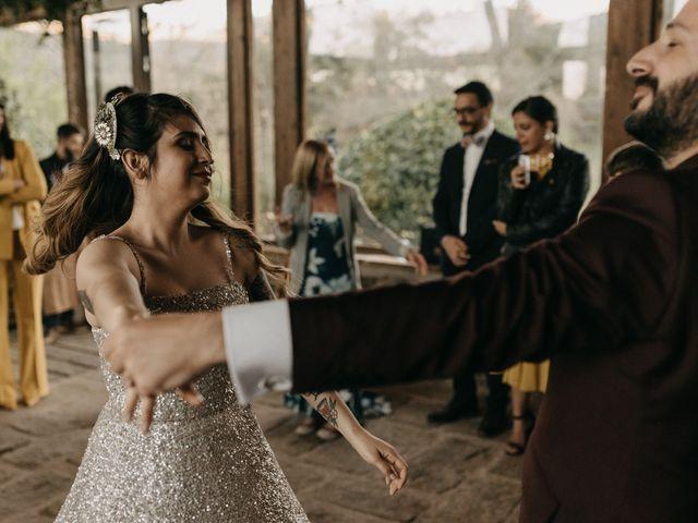 La boda de Jose y Hilda en Rascafria, Madrid 87