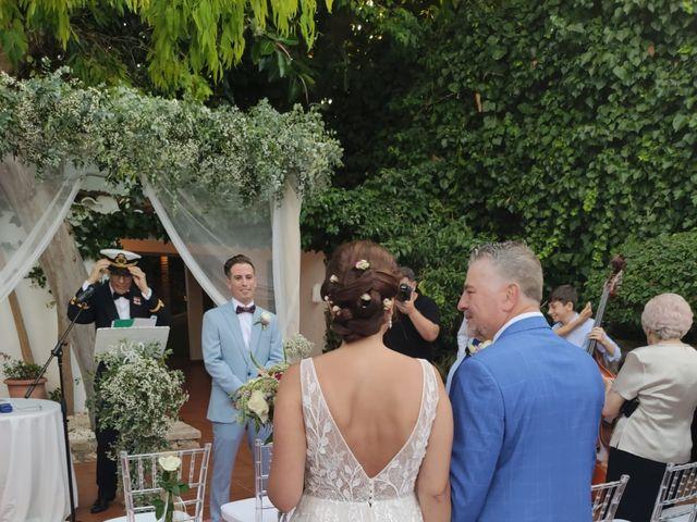 La boda de Arturo y Maria en Cartagena, Murcia 3