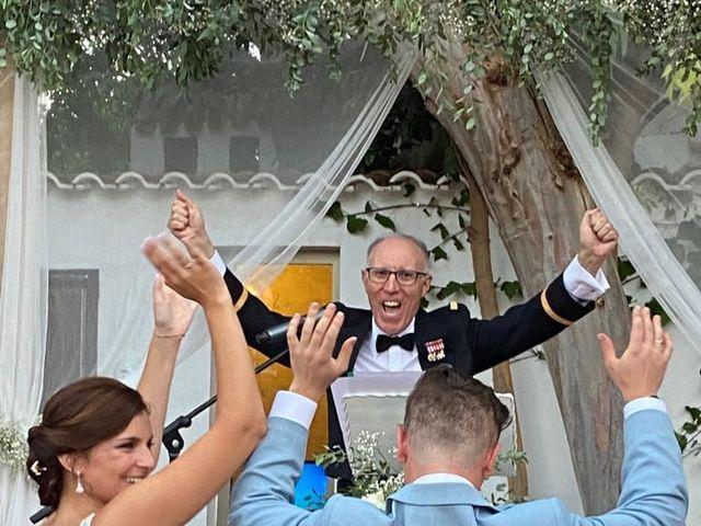 La boda de Arturo y Maria en Cartagena, Murcia 5