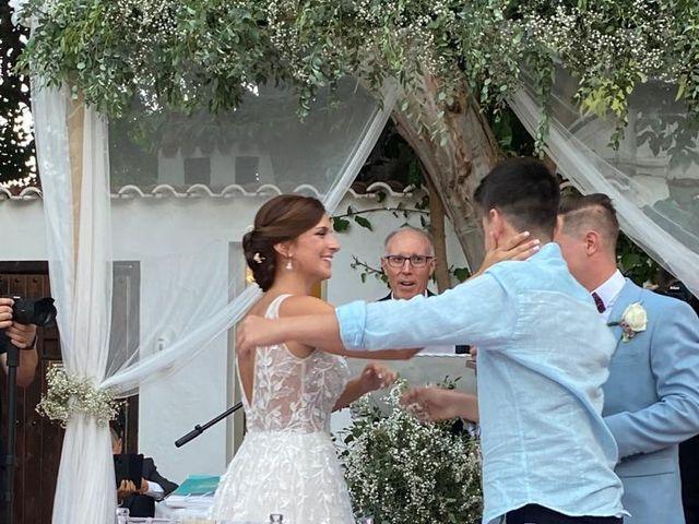 La boda de Arturo y Maria en Cartagena, Murcia 10