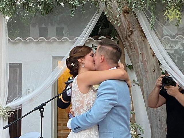 La boda de Arturo y Maria en Cartagena, Murcia 11
