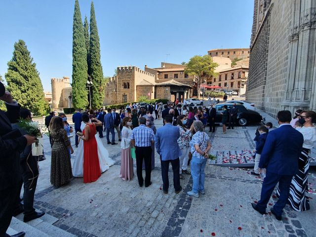 La boda de Mario y Maria en Toledo, Toledo 2