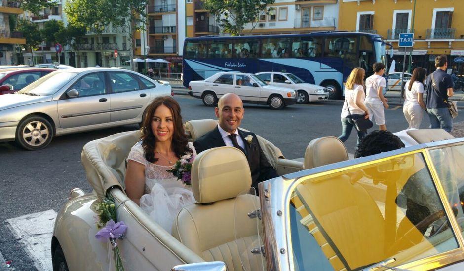 La boda de Mario  y Beatriz  en Sevilla, Sevilla