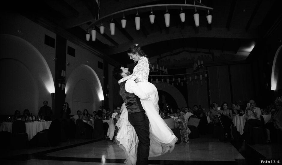 La boda de Dani y Nuria en Vallfogona De Riucorp, Tarragona