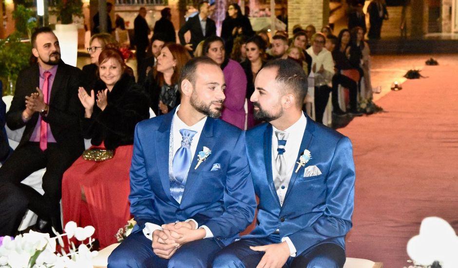 La boda de Adry y Fran en Alginet, Valencia