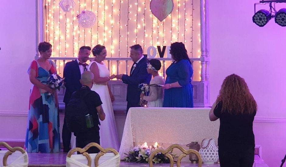 La boda de Ramón y Silvia en Las Huesas, Las Palmas
