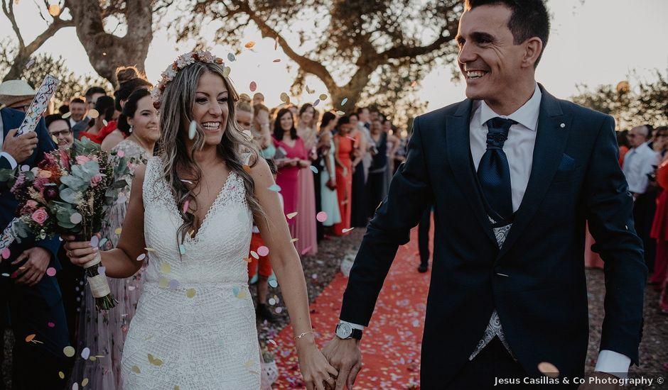 La boda de Álvaro y Fátima en Badajoz, Badajoz