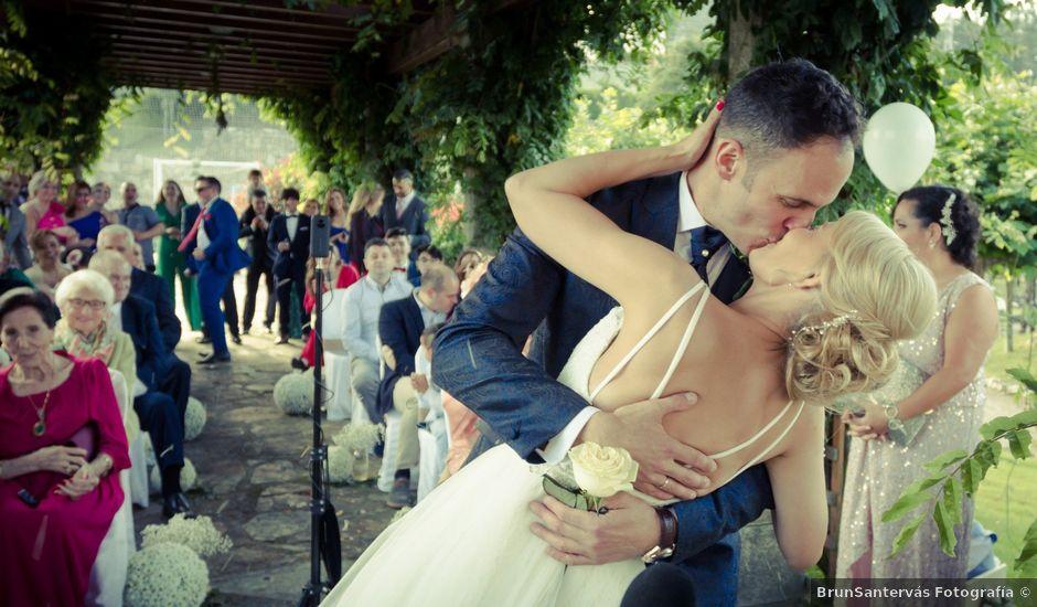 La boda de Marcos y Sandra en Arteixo, A Coruña