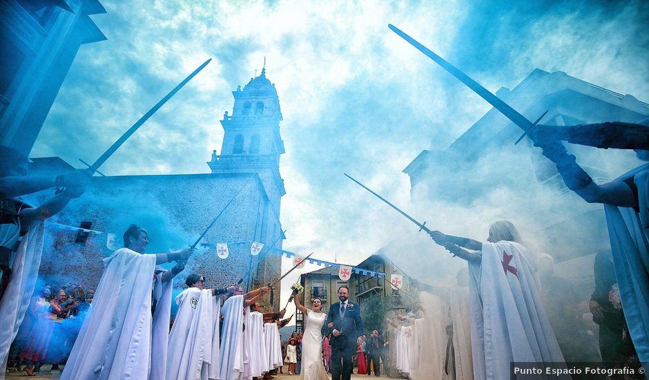 La boda de Ernesto y Nadia en Ponferrada, León