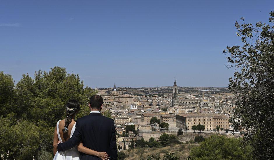 La boda de Mario y Maria en Toledo, Toledo