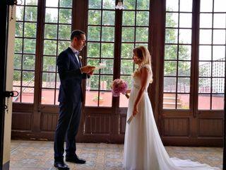 La boda de Tania y David 2