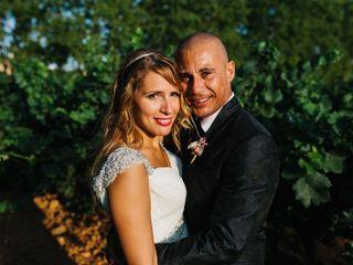La boda de Tania y David