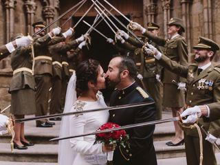La boda de Angela y Javi