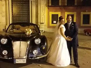 La boda de Jorge  y Fani 3