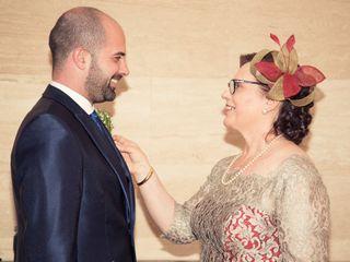 La boda de Desireé y Pedro José 3