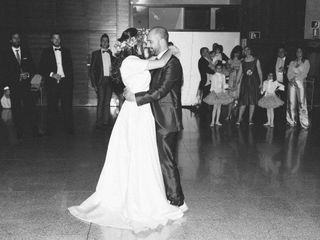La boda de Desireé y Pedro José