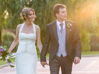 La boda de Marta y Nando