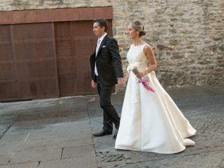 La boda de Rakel y Oskar