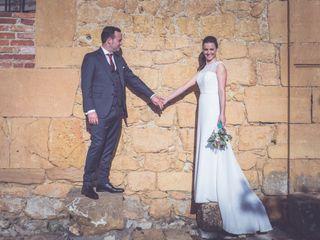 La boda de Alegría y Jorge