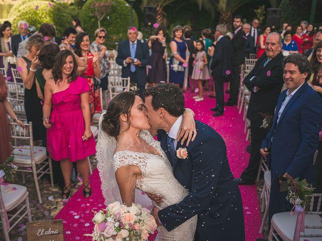 La boda de Marta y Nuño